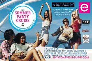 Boston Party Cruise